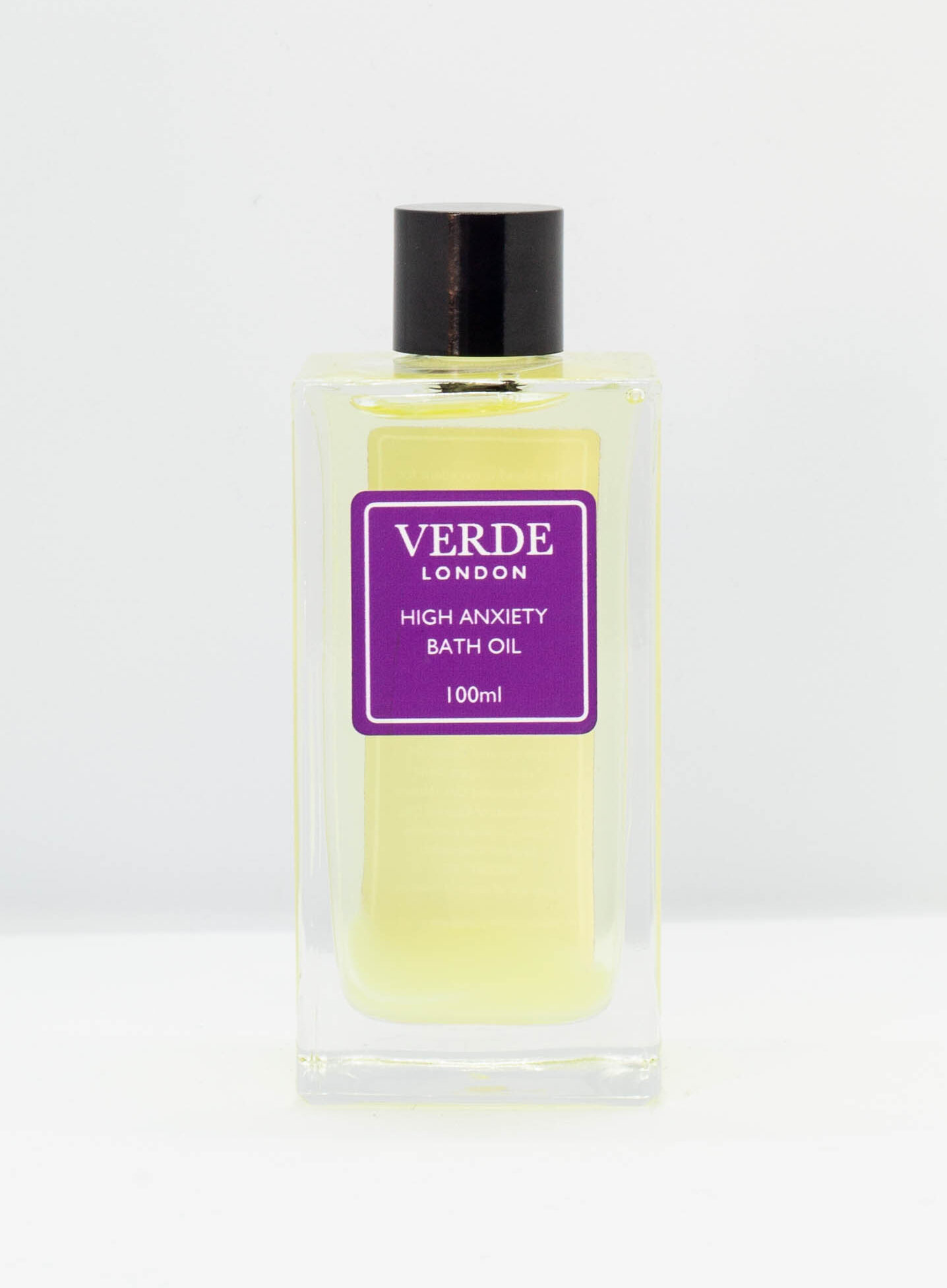High Anxiety Bath Oil - Verde